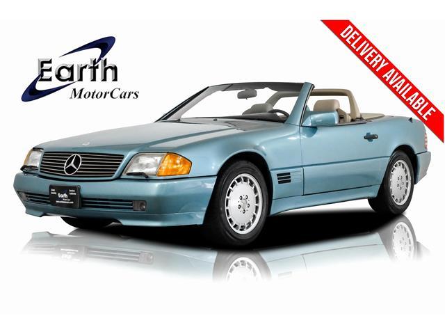 1992 Mercedes-Benz 500SL (CC-1379920) for sale in Carrollton, Texas