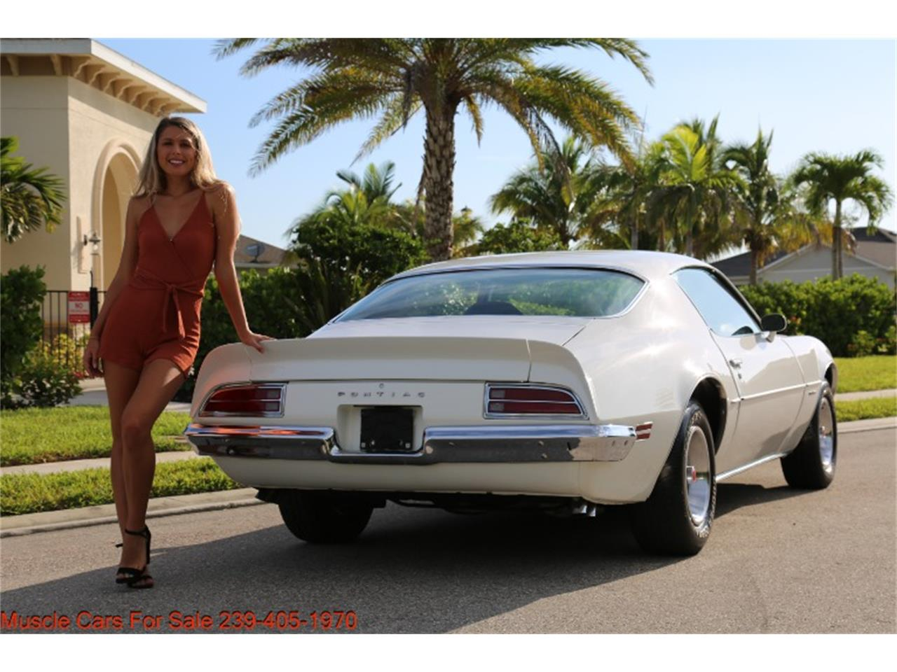 1972 Pontiac Firebird Formula (CC-1379925) for sale in Fort Myers, Florida