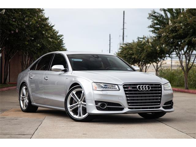 2015 Audi S8 (CC-1379931) for sale in Houston, Texas