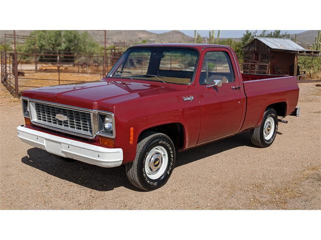 1974 Chevrolet C10 (CC-1379952) for sale in North Pheonix, Arizona
