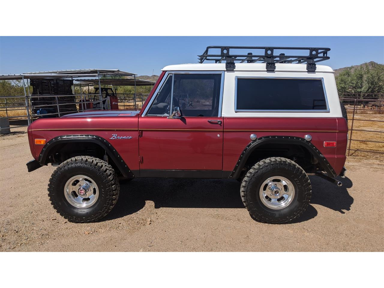 1976 Ford Bronco (CC-1379955) for sale in North Pheonix, Arizona