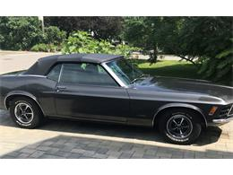 1970 Ford Mustang (CC-1379959) for sale in Sudbury, Ontario