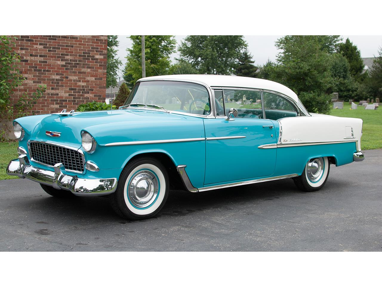 1955 Chevrolet Bel Air (CC-1379969) for sale in Mt. Washington, Kentucky