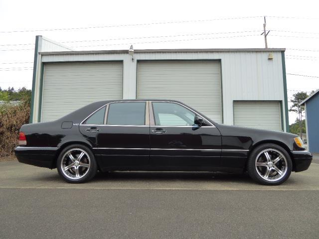 1995 Mercedes-Benz S600 (CC-1379972) for sale in Turner, Oregon