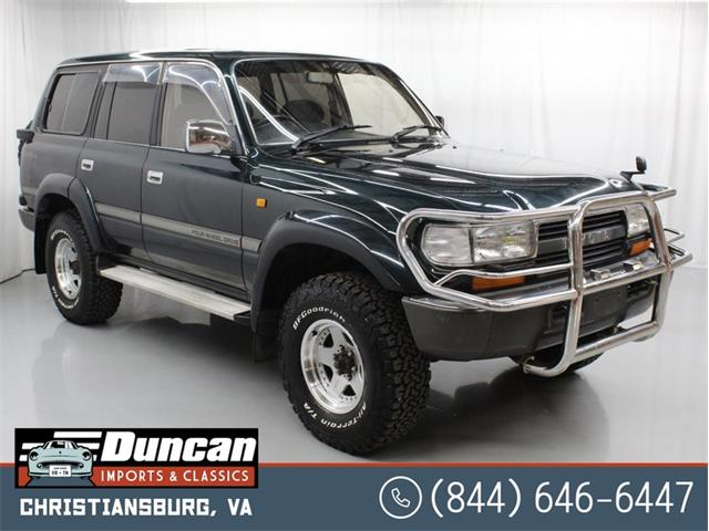 1994 Toyota Land Cruiser FJ (CC-1379978) for sale in Christiansburg, Virginia
