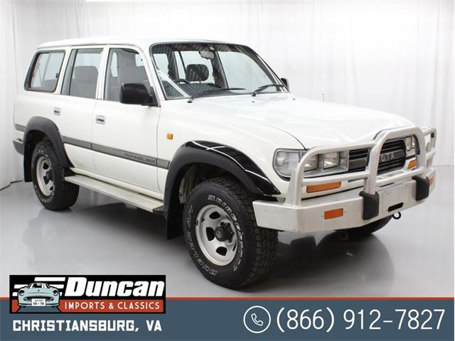1994 Toyota Land Cruiser FJ (CC-1379979) for sale in Christiansburg, Virginia