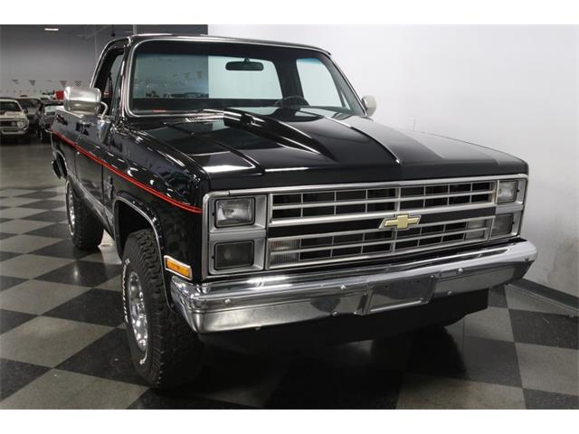 1982 Chevrolet K-10 (CC-1379984) for sale in Concord, North Carolina