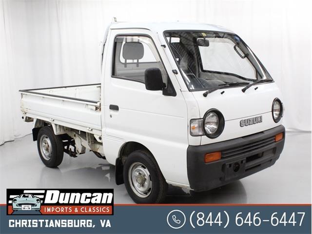 1994 Suzuki Carry (CC-1379986) for sale in Christiansburg, Virginia