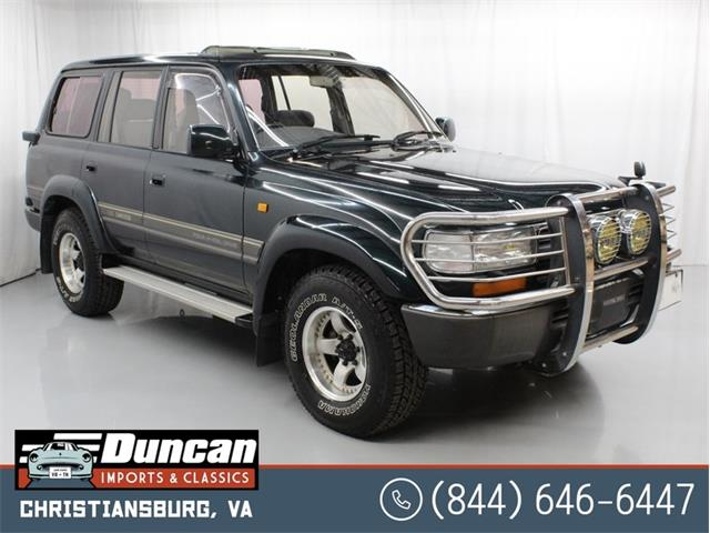 1993 Toyota Land Cruiser FJ (CC-1379988) for sale in Christiansburg, Virginia