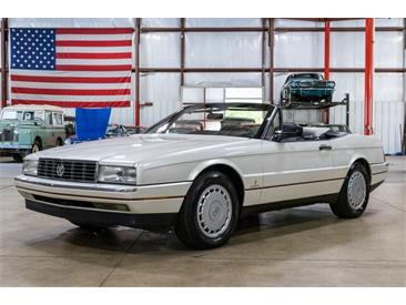 1991 Cadillac Allante (CC-1379996) for sale in Kentwood, Michigan