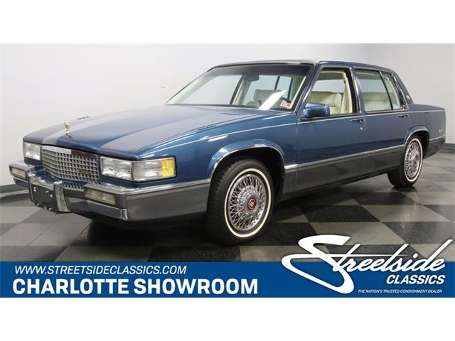 1989 Cadillac Sedan (CC-1380000) for sale in Concord, North Carolina