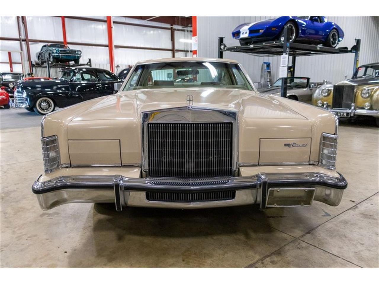 1978 Lincoln Town Car (CC-1380001) for sale in Kentwood, Michigan