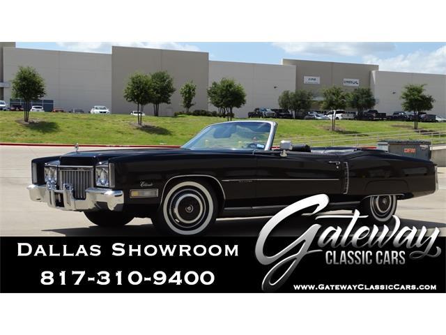 1972 Cadillac Eldorado (CC-1381000) for sale in O'Fallon, Illinois