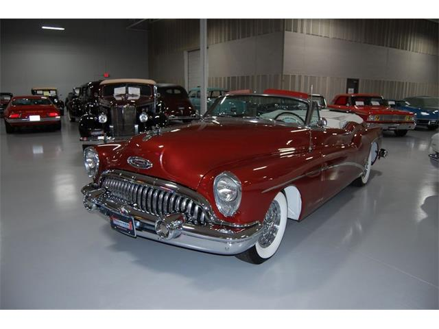 1953 Buick Skylark (CC-1381010) for sale in Rogers, Minnesota