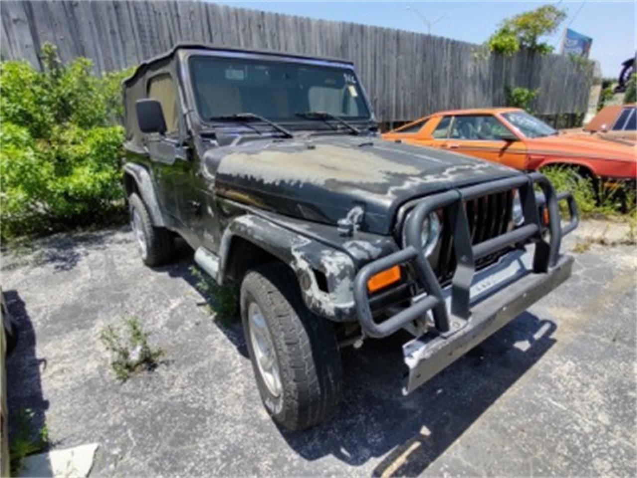 1997 Jeep Wrangler (CC-1381019) for sale in Miami, Florida