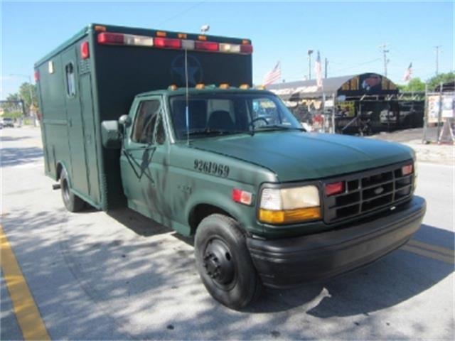 1993 Ford Ambulance (CC-1381020) for sale in Miami, Florida