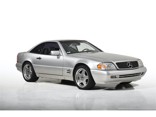 1997 Mercedes-Benz SL-Class (CC-1381021) for sale in Farmingdale, New York