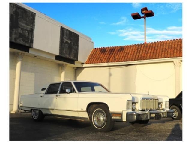 1976 Lincoln Continental (CC-1381023) for sale in Miami, Florida