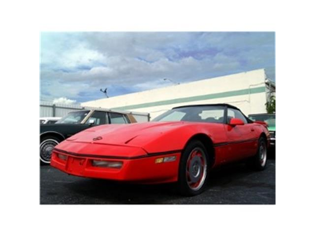 1984 Chevrolet Corvette (CC-1381038) for sale in Miami, Florida