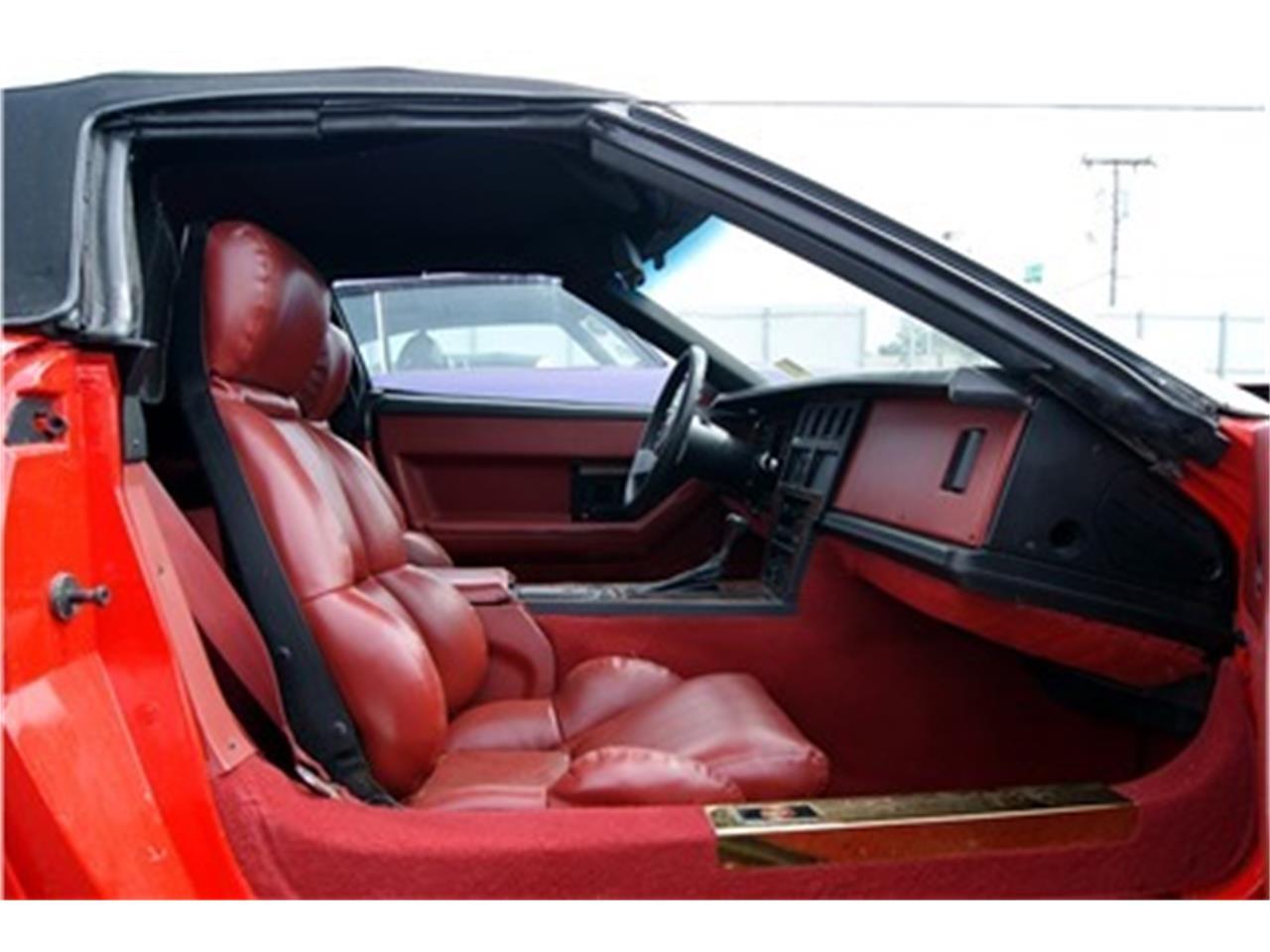 1984 Chevrolet Corvette (CC-1381038) for sale in Miami, Florida