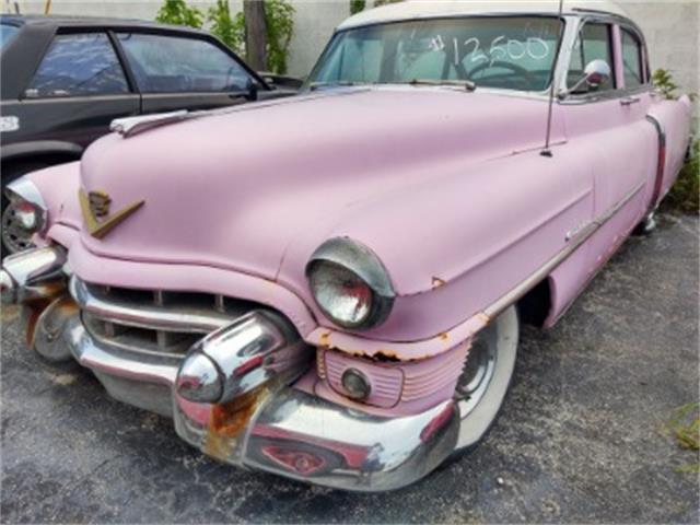 1953 Cadillac DeVille (CC-1381043) for sale in Miami, Florida