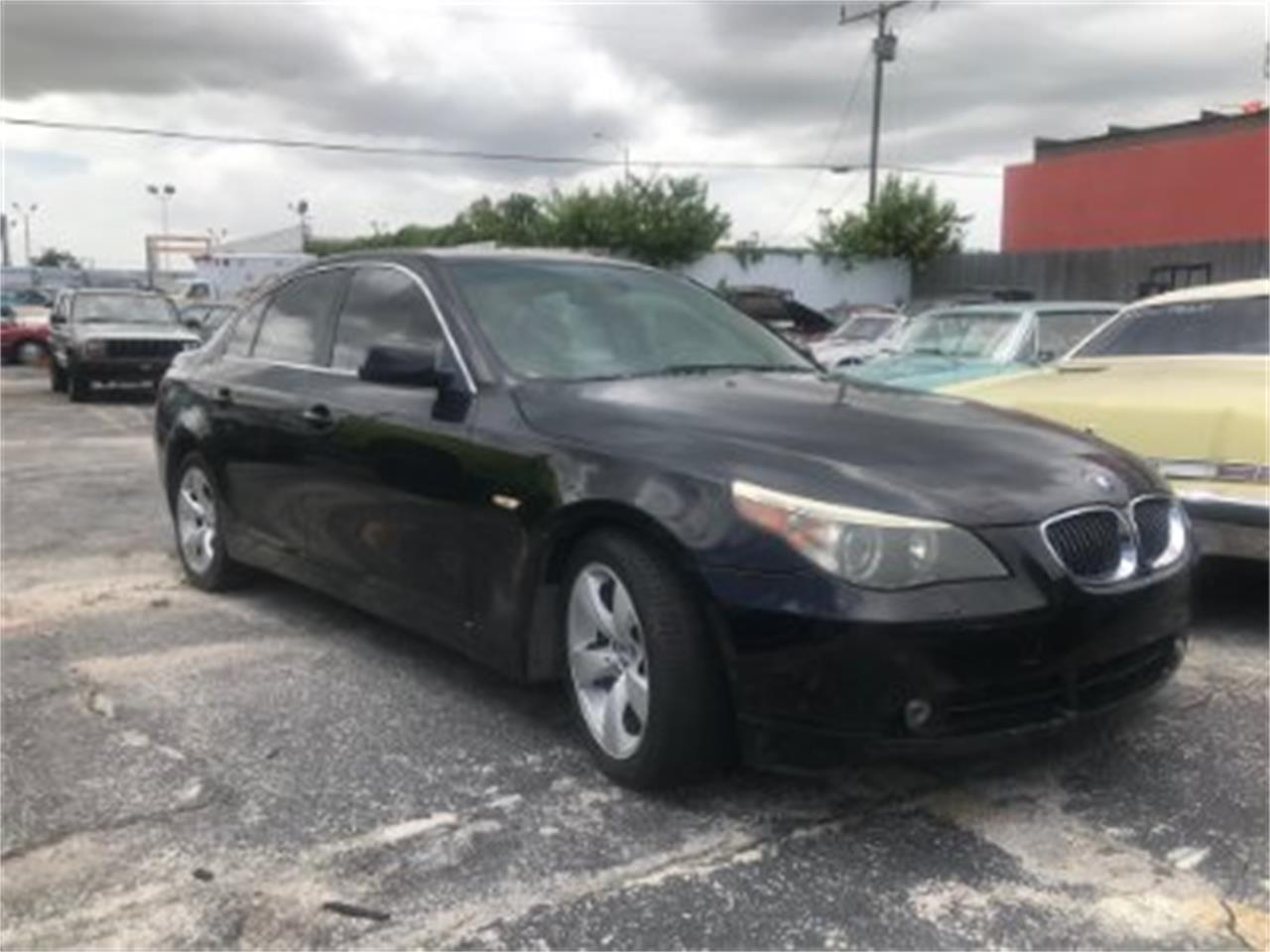 2007 BMW 5 Series (CC-1381046) for sale in Miami, Florida