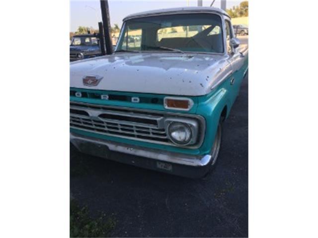 1966 Ford F100 (CC-1381047) for sale in Miami, Florida