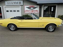 1968 Ford Mustang (CC-1380105) for sale in Spirit Lake, Iowa