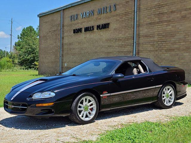 2002 Chevrolet Camaro (CC-1381050) for sale in Hope Mills, North Carolina