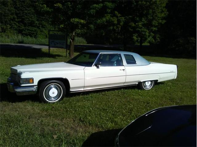 1976 Cadillac Coupe (CC-1381055) for sale in Saratoga Springs, New York