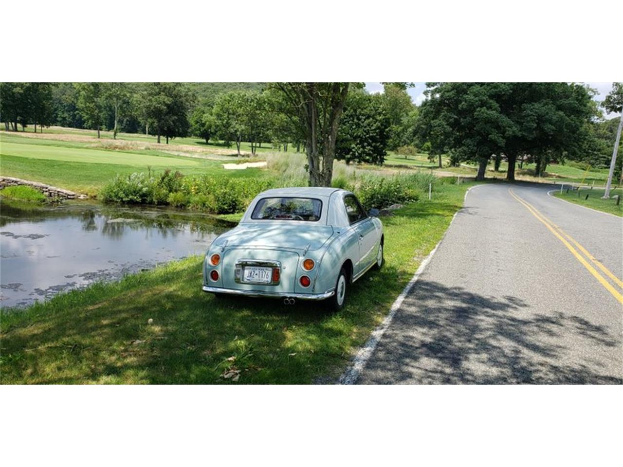 1991 Nissan Figaro (CC-1381057) for sale in Saratoga Springs, New York