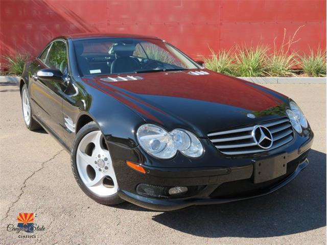2004 Mercedes-Benz SL-Class (CC-1381059) for sale in Tempe, Arizona