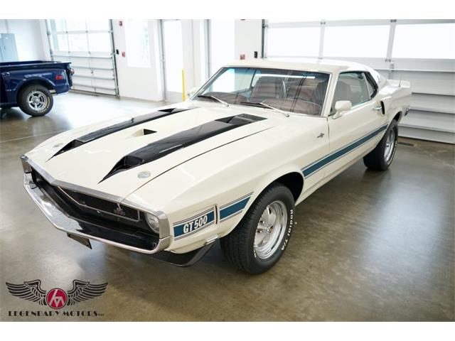 1970 Shelby GT (CC-1380106) for sale in Beverly, Massachusetts