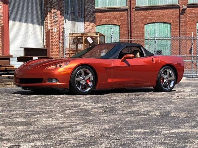 2005 Chevrolet Corvette (CC-1380107) for sale in Saint Charles, Missouri