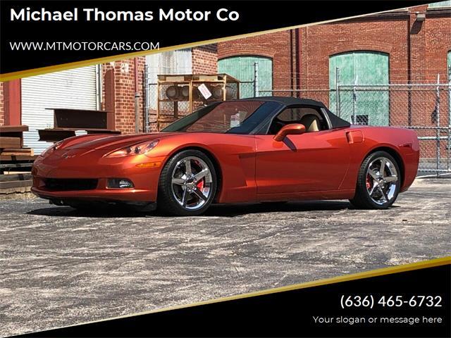 2005 Chevrolet Corvette (CC-1380107) for sale in Saint Charles, Missouri