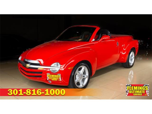 2004 Chevrolet SSR (CC-1381082) for sale in Rockville, Maryland