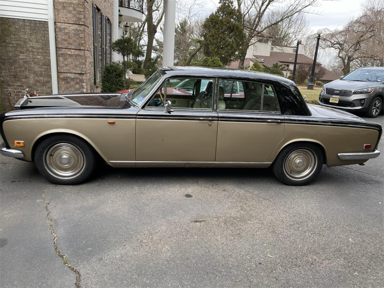 1970 Rolls-Royce Silver Shadow (CC-1381087) for sale in Lake Hiawatha, New Jersey
