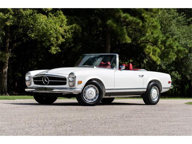 1968 Mercedes-Benz 280 (CC-1381101) for sale in Houston, Texas