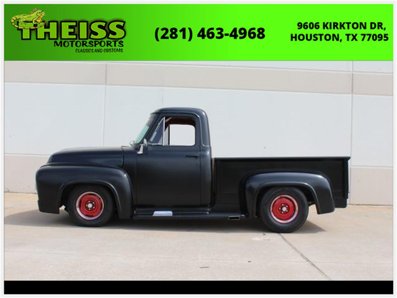 1955 Ford F100 (CC-1381102) for sale in Houston, Texas