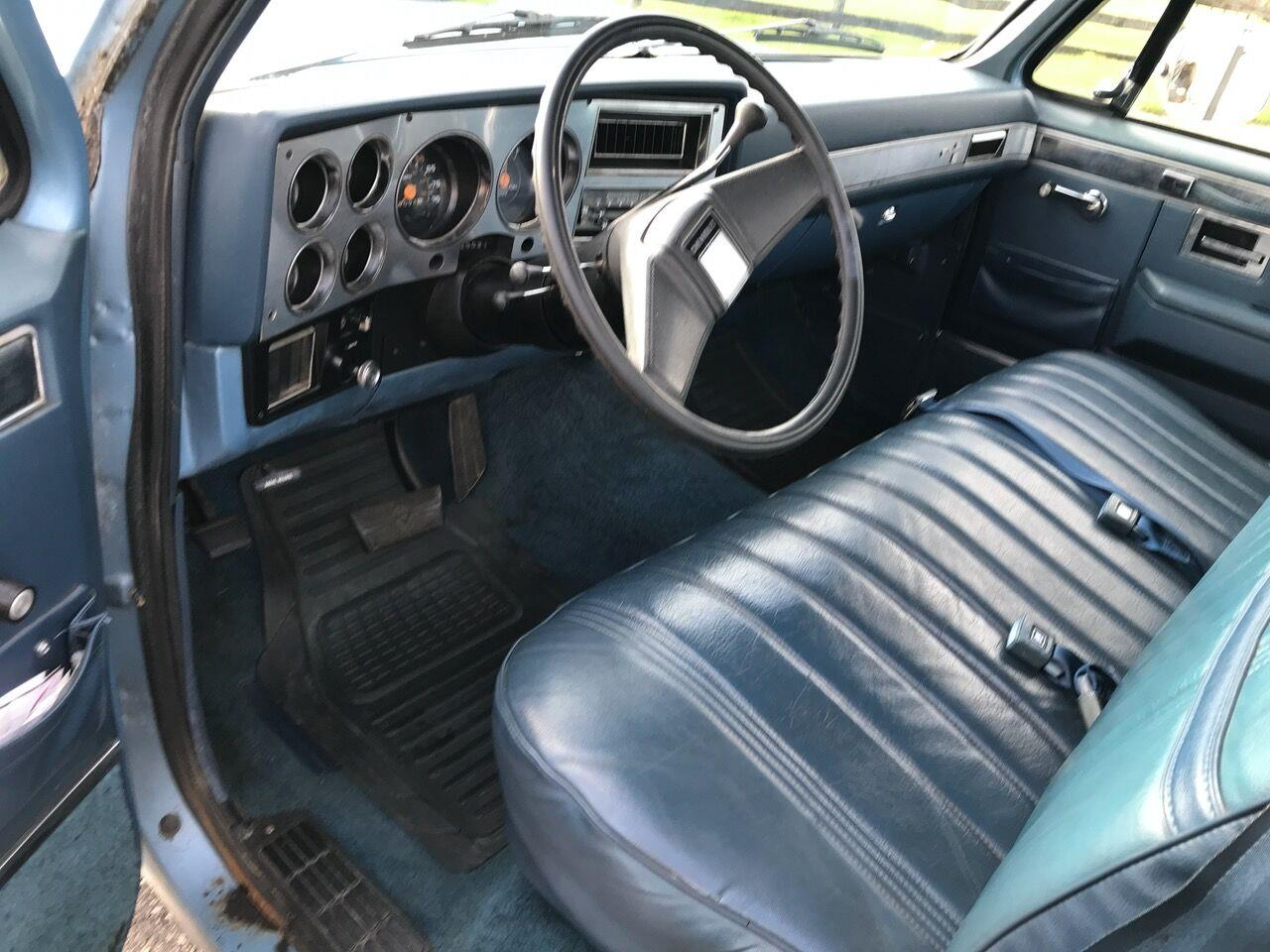 1981 Chevrolet C/K 10 (CC-1381103) for sale in Knightstown, Indiana