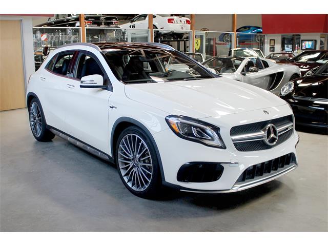 2018 Mercedes-Benz GL-Class (CC-1381126) for sale in San Carlos, California