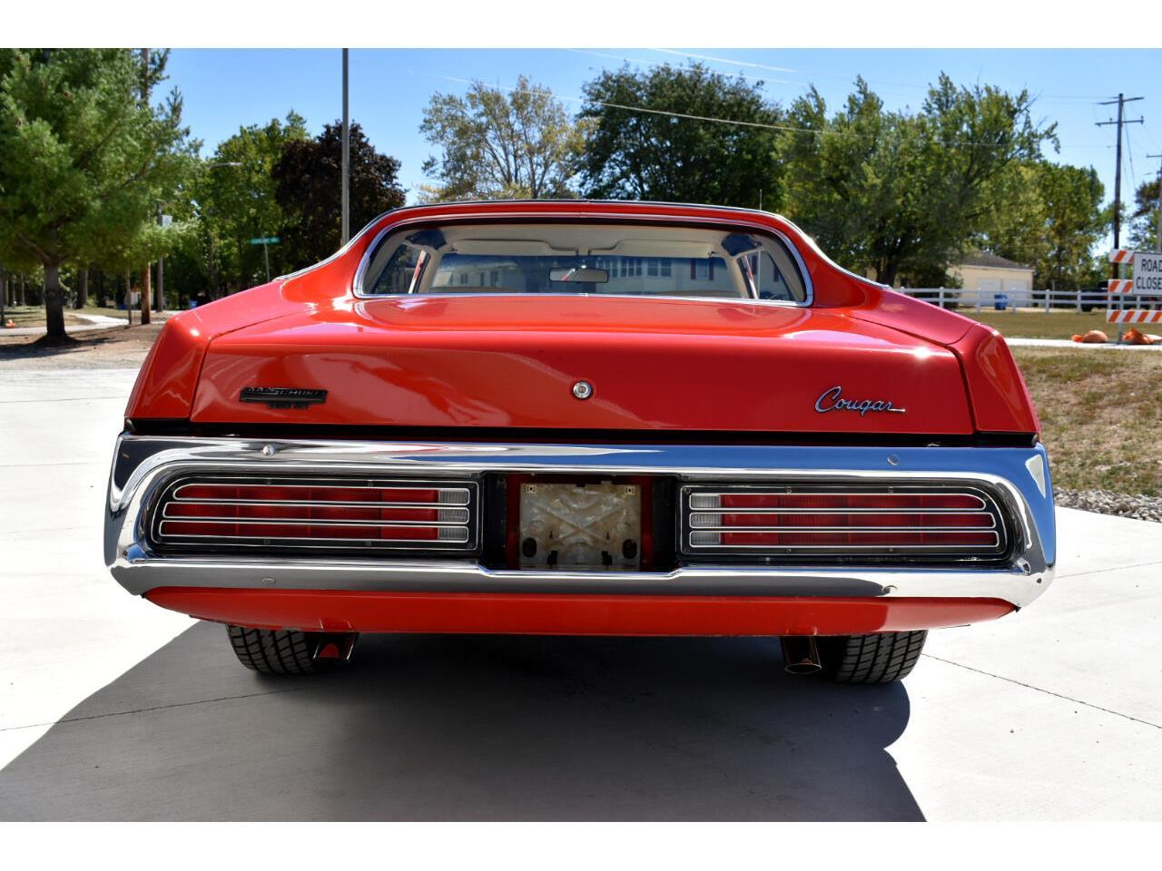 1972 Mercury Cougar (CC-1381133) for sale in Greene, Iowa