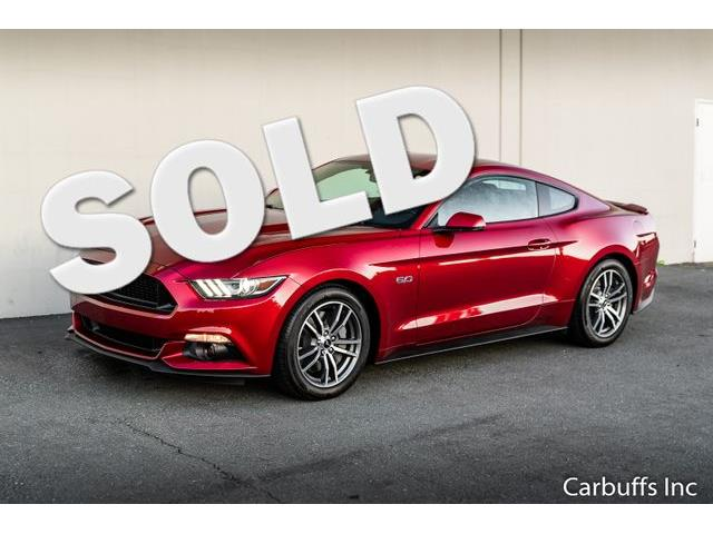 2015 Ford Mustang (CC-1381134) for sale in Concord, California