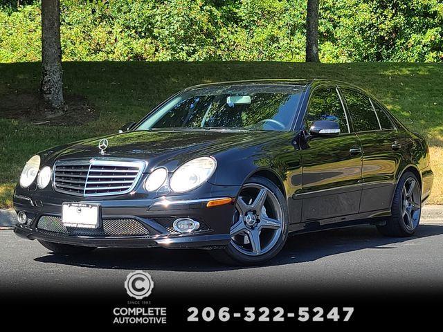 2009 Mercedes-Benz E350 (CC-1380114) for sale in Seattle, Washington