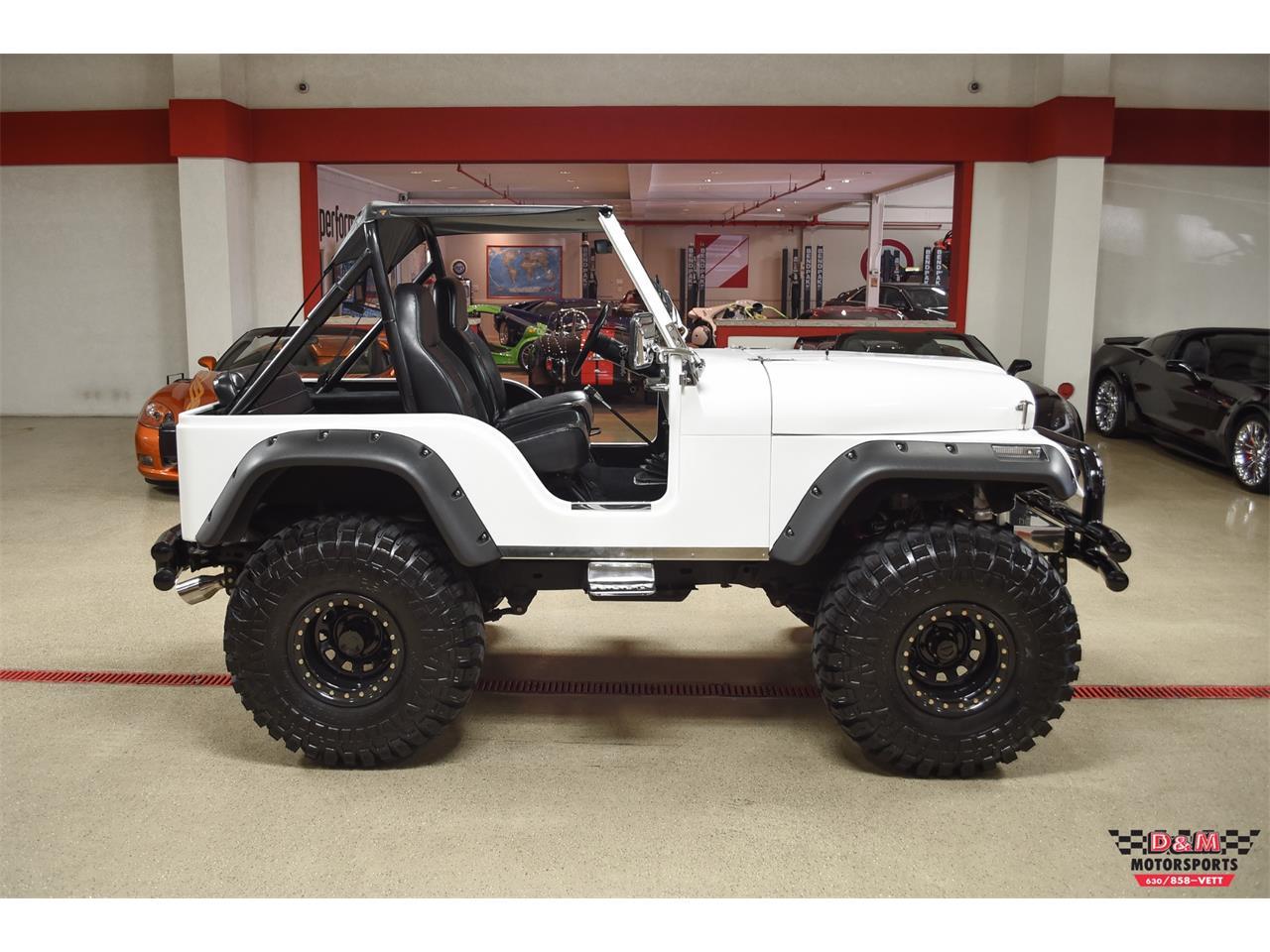 1979 Jeep CJ5 (CC-1381140) for sale in Glen Ellyn, Illinois