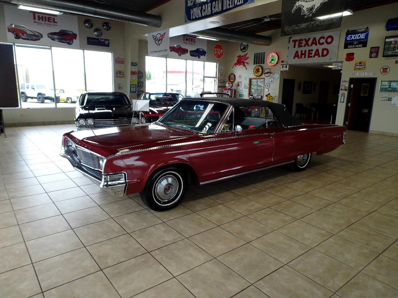 1965 Chrysler Newport (CC-1380116) for sale in De Witt, Iowa
