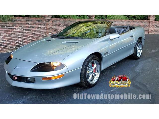 1997 Chevrolet Camaro (CC-1381168) for sale in Huntingtown, Maryland