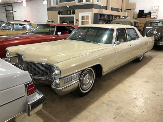 1965 Cadillac Fleetwood (CC-1381175) for sale in Orlando, Florida