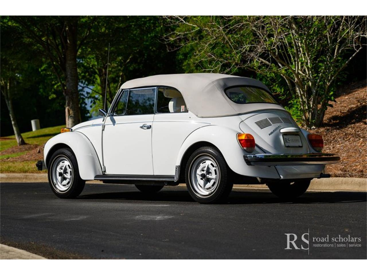 1979 Volkswagen Beetle (CC-1381178) for sale in Raleigh, North Carolina