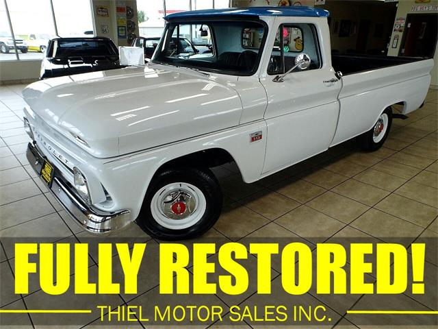 1966 Chevrolet C10 (CC-1380119) for sale in De Witt, Iowa